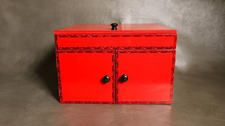 Drop Down Mirror Box - Large - magic