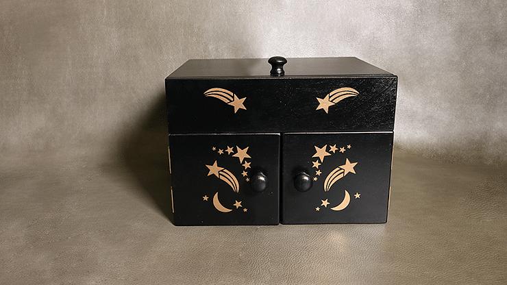 Drop Down Mirror Box - magic