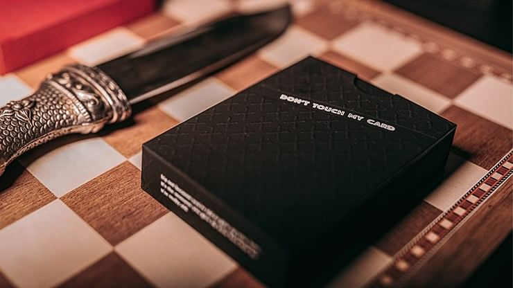 DTMC Playing Cards - magic