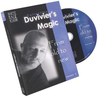 Duvivier's Magic #3: From Old to New - magic