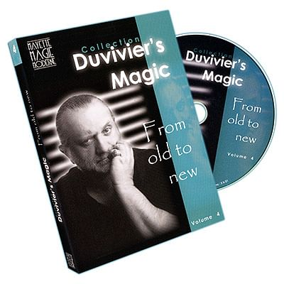 Duvivier's Magic  Volume 4: From Old To New - magic