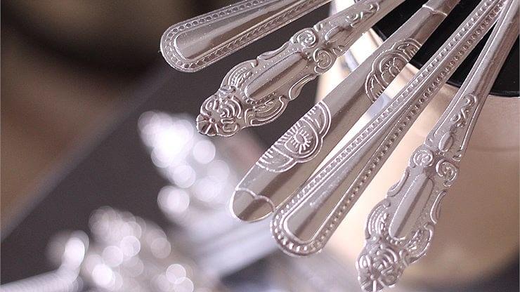 Easy Bending Silverware Spoons & Forks