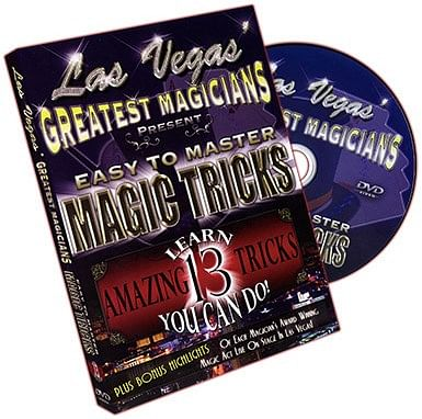 Easy to Master Magic Tricks - magic