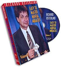 Easy to Master Mental Miracles Volume 1 - magic