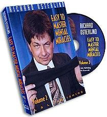 Easy to Master Mental Miracles Volume 2 - magic