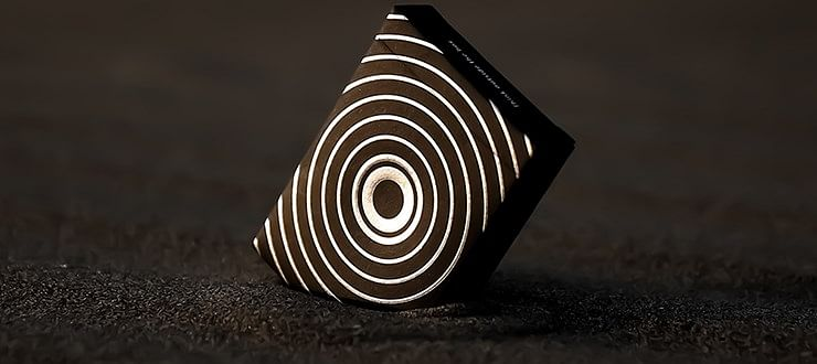 Echo Cardistry Playing Cards - magic