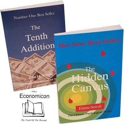 Economicon - Book Test - magic