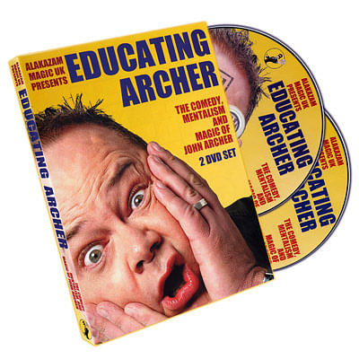 Educating Archer - magic