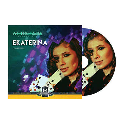 Ekaterina Live Lecture DVD - magic