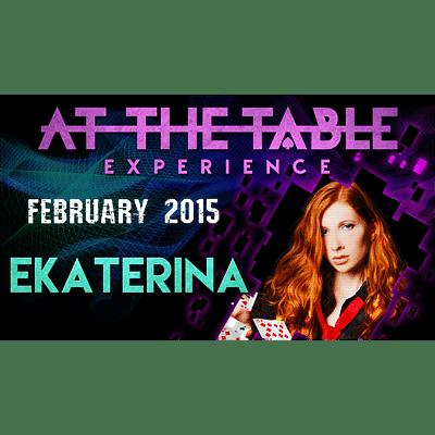 Ekaterina Live Lecture - magic