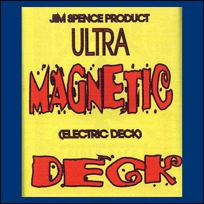 Electric Deck (Blue) - magic
