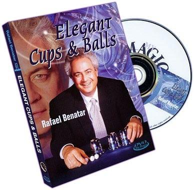 Elegant Cups And Balls - magic