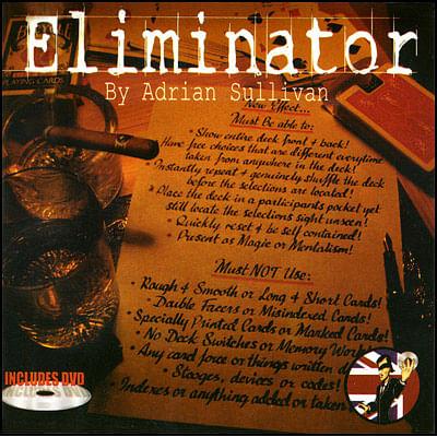 Eliminator V2.0 - magic