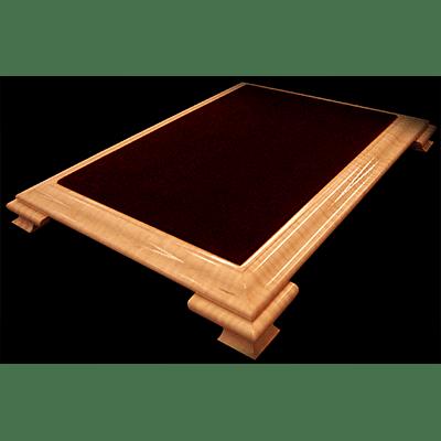 Elite Table Maple with Red Velvet - magic