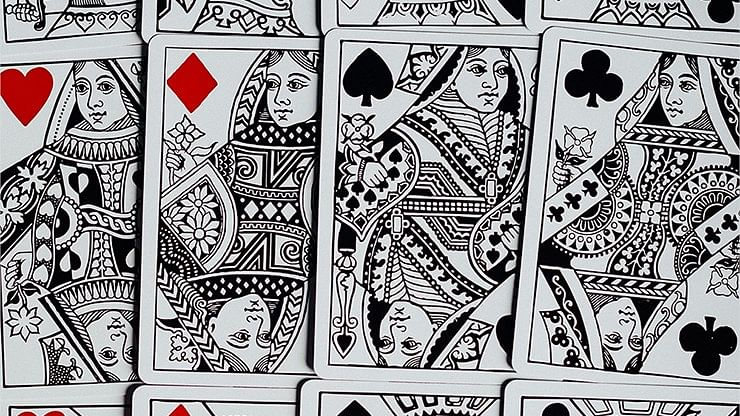 Emanations Playing Cards