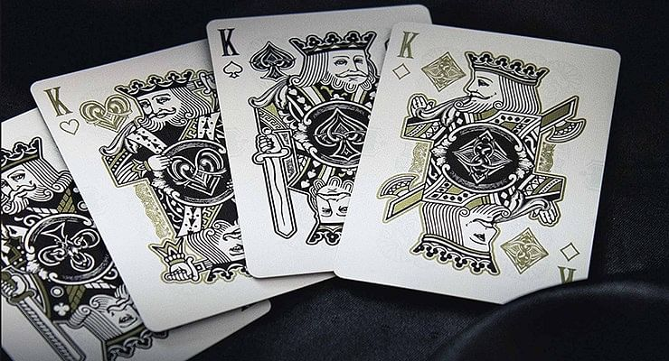 Empire Bloodlines Limited Edition Playing Cards