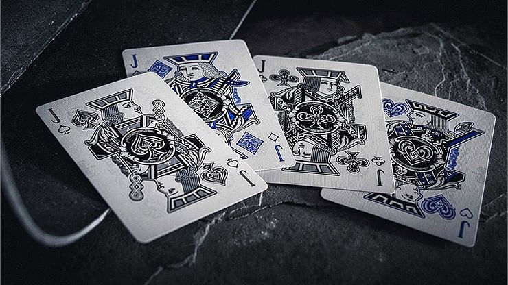Empire Bloodlines Playing Cards (Royal Blue)