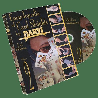 Encyclopedia of Card Sleights - Volume 2 - magic