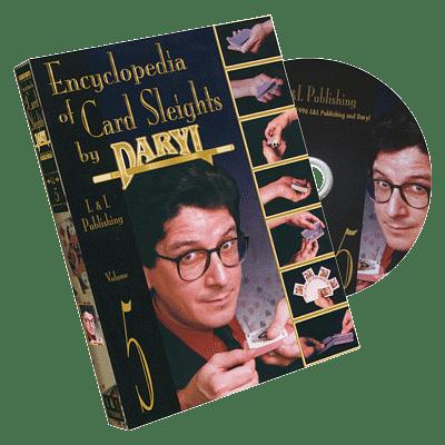 Encyclopedia of Card Sleights - Volume 5 - magic
