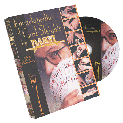Encyclopedia of Card Sleights - Volume 7 - magic