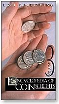Encyclopedia of Coin Sleights Michael Rubinstein Volume 3 - magic