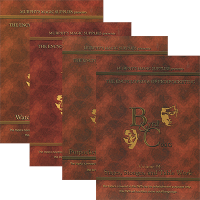 Encyclopedia of PickPocketing - magic
