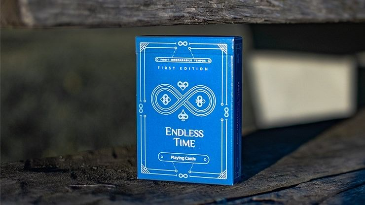 Endless Time Playing Cards - magic