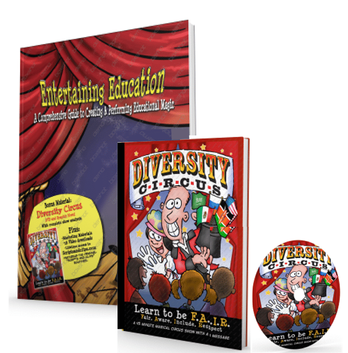 Entertaining Education - A Comprehensive Guide to Creating & Performing Educational Magic - magic