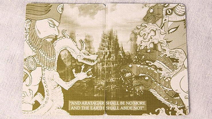Enuma Ancient Playing Cards