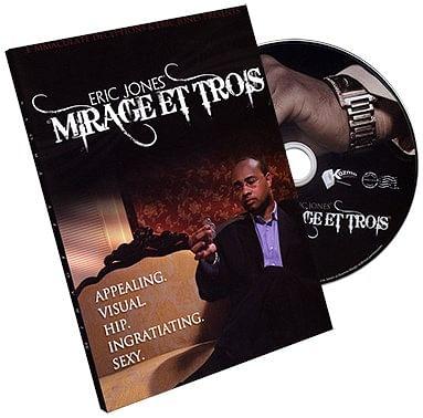 Eric Jones Set: Mirage et Trois and Extension of Me