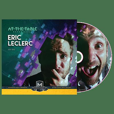 Eric Leclerc Live Lecture DVD - magic