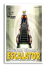 Image result for Gaetan Bloom-Escalator