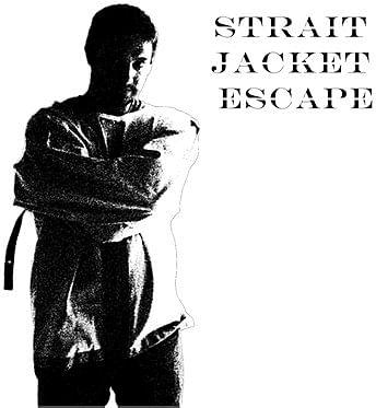 Escape Artist's Strait Jacket - magic