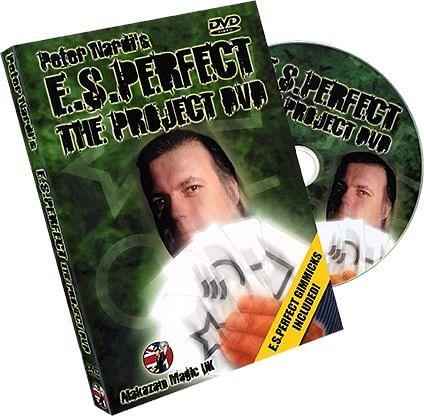 E.S.Perfect - The Project DVD