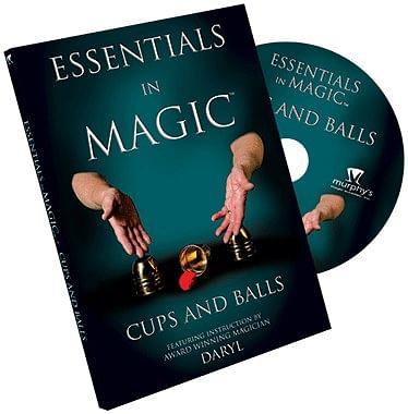Essentials in Magic- Cups and Balls - magic