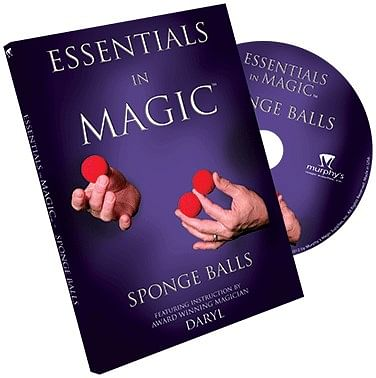 Essentials in Magic Sponge Balls - magic