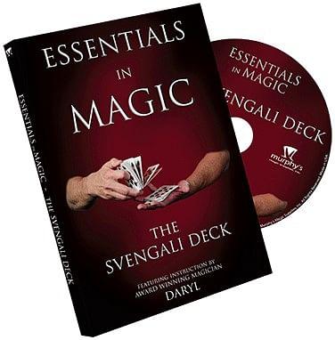 Essentials in Magic Svengali Deck - magic