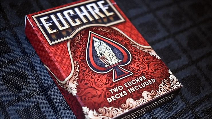 Euchre Playing Cards (V2) - magic