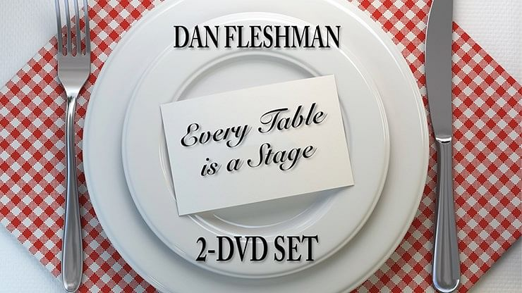 Every Table is a Stage - magic