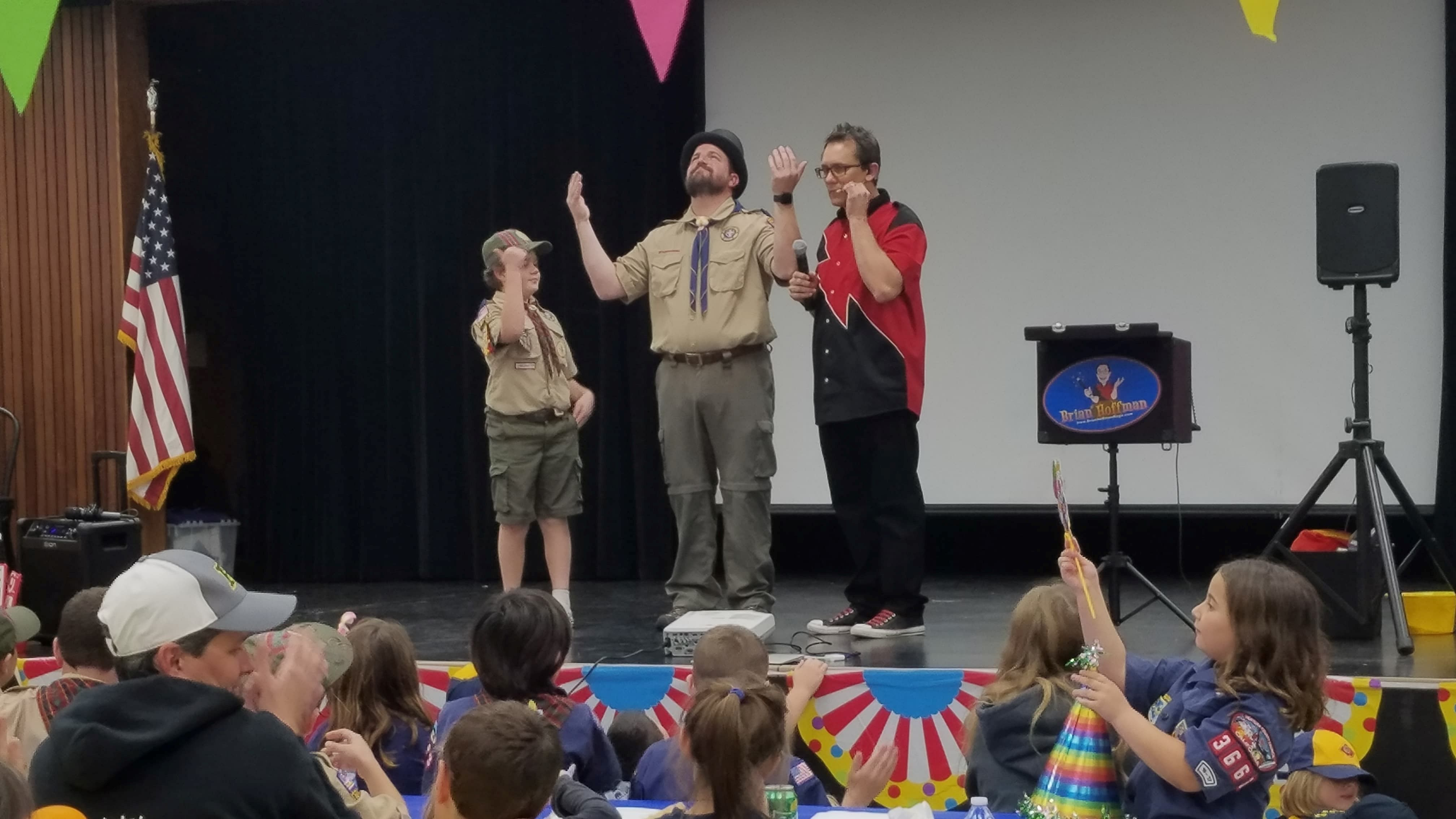 Everything Cub Scouts For The Magician
