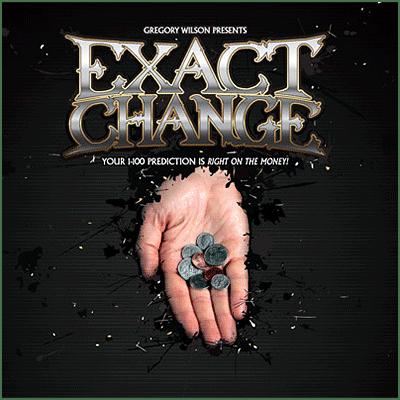 Exact Change - magic