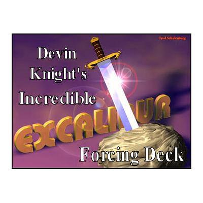Excalibur Deck - magic