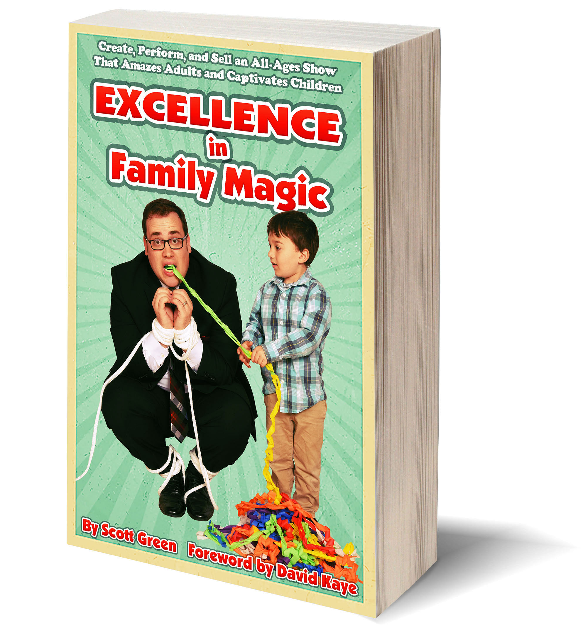 Excellence in Family Magic FREE Sample - magic