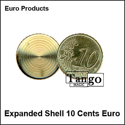 Expanded Shell - 10 Euro Cent - magic