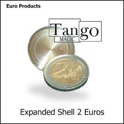 Expanded Shell - 2 Euros - magic