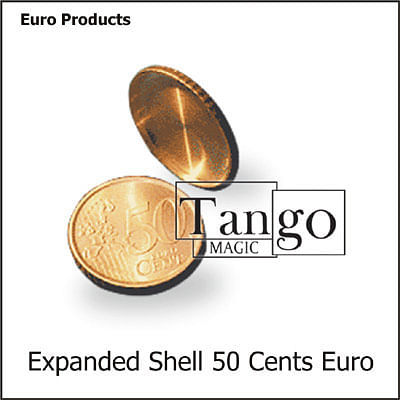 Expanded Shell - 50 Euro cent - magic