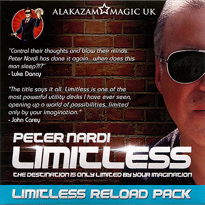 Expansion Pack  for Limitless - magic