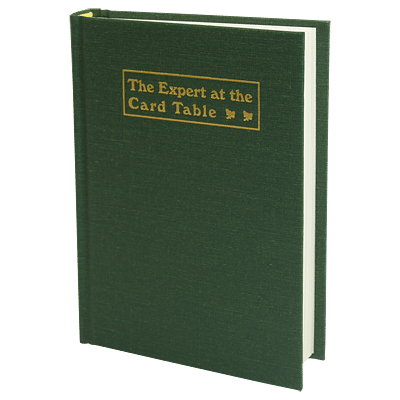 Expert At The Card Table (Hardcover) - magic