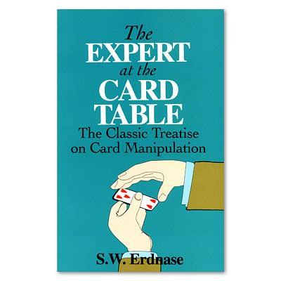 Expert At The Card Table - magic