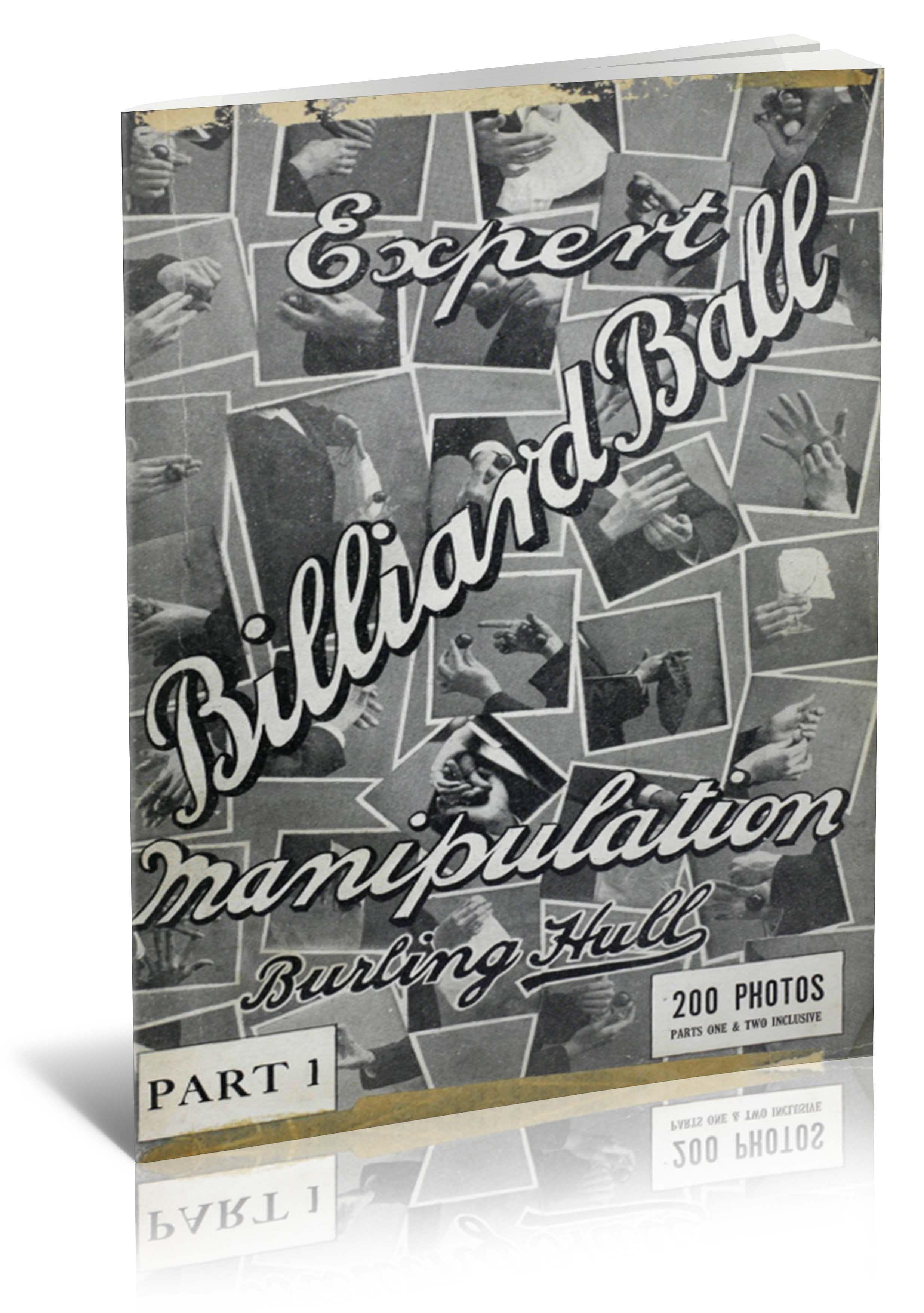 Expert Billiard Ball Manipulation 1 - magic